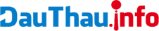 Logo DauThau.info - Website nhận thông tin mời thầu