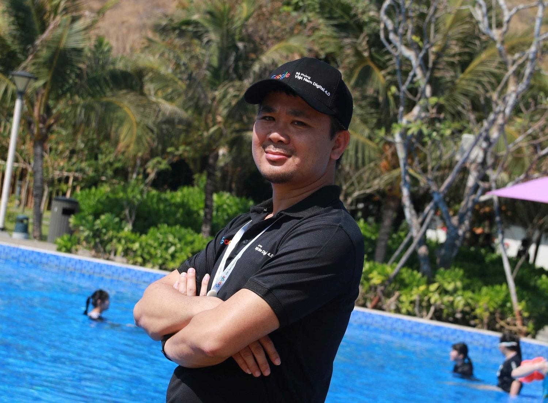 Anh Nguyễn Thế Hùng - Tổng giám đốc VINADES