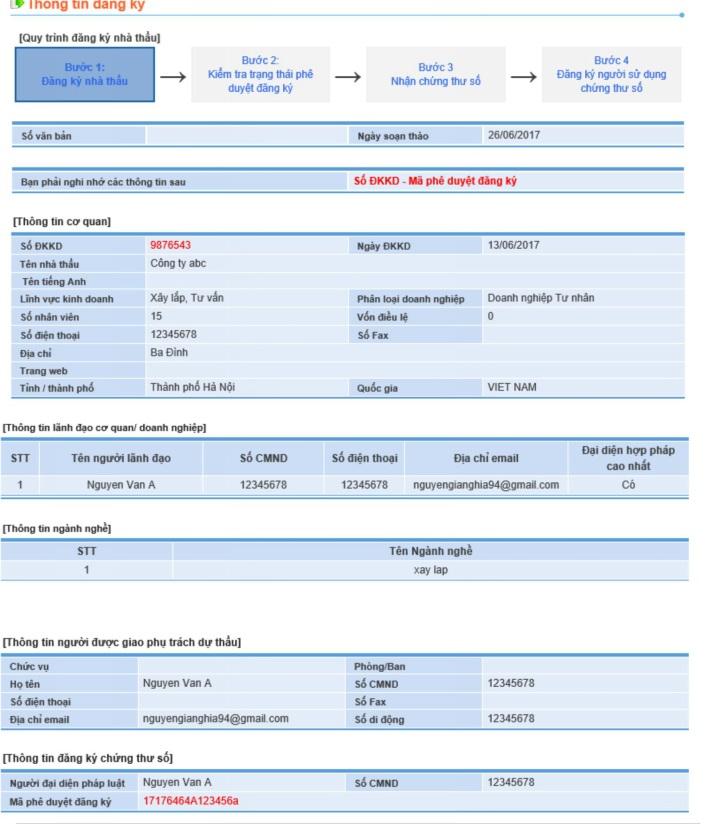 Hình 2a: Thanh toán trực tuyến phí đăng ký